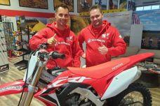 MX2 - Julien Bill annonce son retour en championnat Suisse