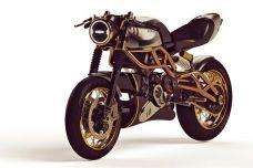 Les anglais de Langen Motorcycles projettent de commercialiser un roadster 250 2-temps