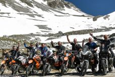 Une sortie avec le LC8 Rally Western Alps