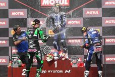 WSS 2020 - Lucas Mahias poursuivra l'aventure avec Kawasaki
