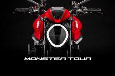 Ducati Monster Discovery Tour - Rencontrez la Monster 2021 près de chez vous