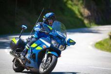 France - La trajectoire de sécurité sera intégrée dans le permis moto