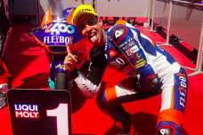 Moto2 à Montmeló : Première pole position pour Fernández en Catalogne