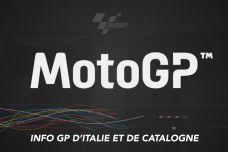 MotoGP™ - Le GP d'Italie et de Catalogne repoussé à leur tour