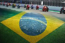 Le MotoGP fera son retour au Brésil en 2022