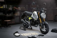 "Honda officialise le nom ""Grom"" pour sa MSX125 en Europe"