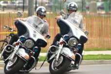 La brigade motocycliste de St. Paul (Minnesota, USA) est dissoute par mesure de sécurité