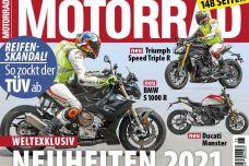La future Triumph Speed Triple R(S) surprise en test