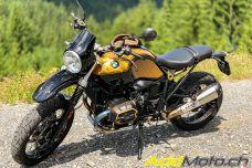Essai BMW R NineT Urban G/S - Tout l'héritage de l'histoire BMW dans une moto