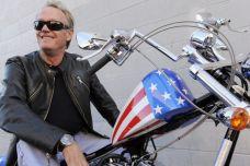 Peter Fonda, star du film Easy Rider, est décédé