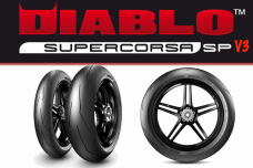 Le Pirelli Diablo Supercorsa SP V3 arrive en concession