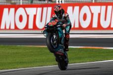 MotoGP à Valence - Quartararo en tête des FP1 et FP2