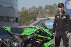 Jonathan Rea teste pour vous la Kawasaki Ninja ZX-10 R 2021 à Jerez