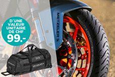 Promo spéciale Metzeler Roadtec 01 SE - Un sac de voyage iXS offert
