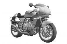 Honda NéoRétro six cylindres – Les brevets ont été déposés