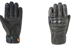 Racer présente deux gants sport en cuir perforé pour cet été