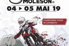 1ère manche du championnat Suisse de Supermoto - 4 et 5 mai au Moléson
