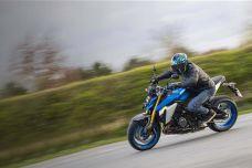 Look acéré pour la nouvelle Suzuki GSX-S 1000 2021