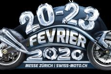 Swiss Moto 2020 à Zürich – Sans BMW Motorrad Suisse