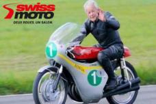 Salon Swiss-Moto 2019 - Une exposition en hommage à Luigi Taveri