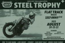 3ème Steel Trophy de Dirt Track à Orny les 21 et 22 août