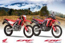 Etanchez votre soif de chemins avec les Honda CRF 300 L et CRF 300 Rally