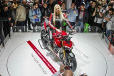 EICMA 2019 - La Ducati Streetfighter V4 élue plus belle moto du salon