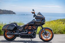 La Harley-Davidson FXGTS Coast Glide décroche le titre de la Battle of the Kings 2019