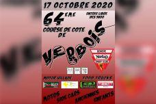 La course de côte de Verbois 2020 aura bien lieu ! Le samedi 17 octobre 2020