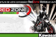 Red Zone Motos - Une concession Kawasaki bientôt ouverte sur la Riviera vaudoise