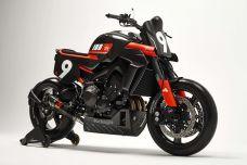 La XR9 Carbona, une Yamaha XSR900 radicale créée par Bottpower