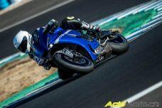 Essai Yamaha YZF-R1 et YZF-R1M - Jerez accueille ces deux nouveautés 2020