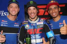 8 Heures de Sepang - Le Yamaha Sepang Racing en pole position