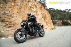Essai de la Kawasaki Z650 2020 - Un roadster mid size très zélé et attachant