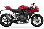 Triumph dévoile la Speed Triple 1200 RR, une Speed Triple 1200 RS carénée…