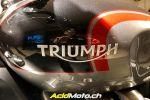 Lancement de la Triumph Rocket III R & GT, à Uniquement Vôtre, Lausanne