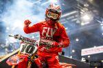 Supercross Geneva 2018 - Justin Brayton décroche une 5e couronne