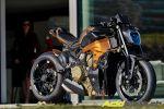 Ducati V4 Penta – Un streetfighter sur base de Ducati Panigale V4S