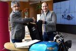 L'assurance Mutuelle des Motards participera à l'achat de l'airbag In&motion pour ses assurés