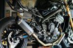 "Triumph Daytona ""Moto2 Replica"" by Mmecabike31 - Montez le son !!!"