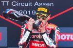 WSBK course 2 à Assen - Le doublé pour Bautista devant Van der Mark