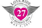 Love Ride Switzerland à l'Airforce Center à Dübendorf ZH - Dimanche 05 mai
