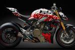 Ducati Streetfighter V4 – Le prototype qui va affronter Pikes Peak vient d'être dévoilé