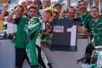 Moto2 au Red Bull Ring - Première pole de sa carrière pour Nagashima - Thomas Lüthi 5ème