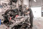 BMW R NineT Interceptor Bi-Turbo - Digne de la BD Joe Bar Team