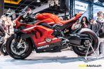 65'224 fans de moto ont arpenté les allées du salon Swiss-Moto 2020