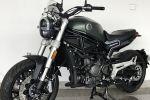 La Benelli Leoncino 800 sera officiellement présentée au salon Eicma de Milan