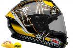 Un nouveau coloris black et gold pour le casque Bell Star Isle Of Man Edition 2019