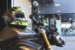 Je Vous ai tant attendue... Prélude de l'essai de la nouvelle Triumph Speed Triple 1200 RS