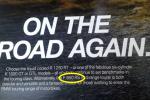 La BMW F850 RS déjà couchée sur le papier glacé des brochures